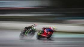 Alvaro Bautista, Team HRC, Jonathan Rea, Kawasaki Racing Team WorldSBK, Magny-Cours FP2