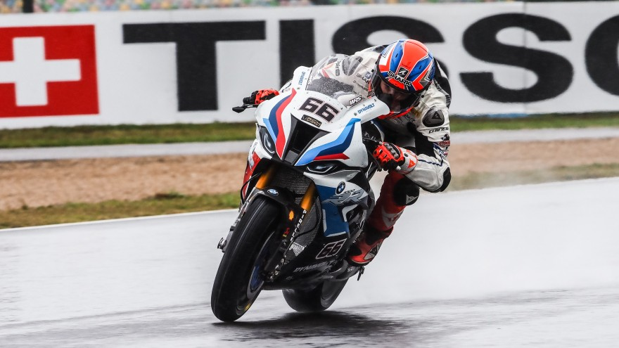 Tom Sykes, BMW Motorrad WorldSBK Team, Magny-Cours FP1