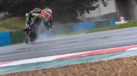 Xavi Fores, Kawasaki Puccetti Racing, Magny-Cours FP2