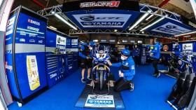 Garrett Gerloff, GRT Yamaha, Magny-Cours FP2