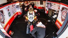 Michael Ruben Rinaldi, Team GOELEVEN, Magny-Cours FP2