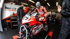 Samuele Cavalieri, Barni Racing Team, Magny-Cours FP2