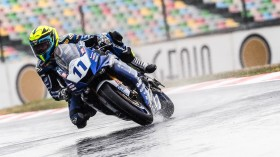 Kyle Smith, GMT94 Yamaha, Magny-Cours FP1