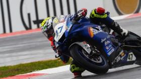 Axel Bassani, Soradis Yamaha Motoxracing, Magny-Cours FP2