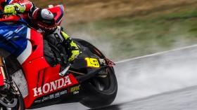 Alvaro Bautista, Team HRC, Magny-Cours FP2