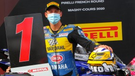 Andrea Locatelli, BARDAHL Evan Bros. WorldSSP Team, Magny-Cours RACE 1