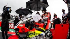 Michael Ruben Rinaldi, Team GOELEVEN, Magny-Cours RACE 1