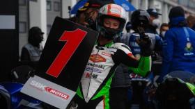 Jeffrey Buis, MTM Kawasaki MOTOPORT, Magny-Cours RACE 1