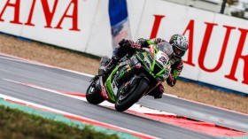 Alex Lowes, Kawasaki Racing Team WorldSBK, Magny-Cours FP3