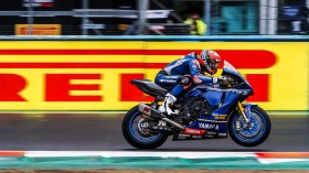 Loris Baz, Ten Kate Racing - Yamaha, Magny-Cours FP3