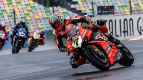Chaz Davies, Aruba.it Racing - Ducati, Magny-Cours RACE 1
