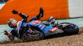 Michael van der Mark, Pata Yamaha WorldSBK Official Team, Magny-Cours RACE 1