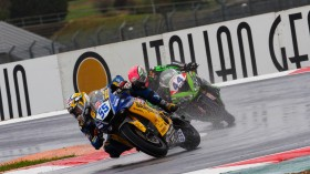 Andrea Locatelli, BARDAHL Evan Bros. WorldSSP Team, Lucas Mahias, Kawasaki Puccetti Racing, Magny-Cours RACE 1