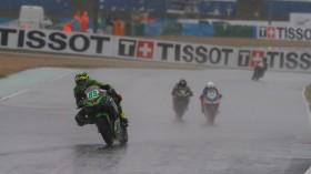 Kevin Sabatucci, Kawasaki GP Project, Magny-Cours RACE 1
