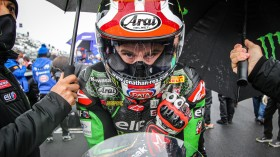 Jonathan Rea, Kawasaki Racing Team WorldSBK, Magny-Cours Tissot Superpole RACE