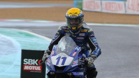 Kyle Smith, GMT94 Yamaha, Magny-Cours RACE 2