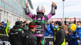 Lucas Mahias, Kawasaki Puccetti Racing, Magny-Cours RACE 2
