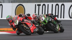 Chaz Davies, Aruba.it Racing - Ducati, Magny-Cours RACE 2