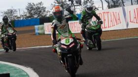 Jeffrey Buis, MTM Kawasaki MOTOPORT, Magny-Cours RACE 2