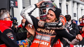 Scott Redding, Chaz Davies, Aruba.it Racing - Ducati, Magny-Cours RACE 2