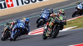 Yuta Okaya, MTM Kawasaki MOTOPORT, Magny-Cours RACE 2