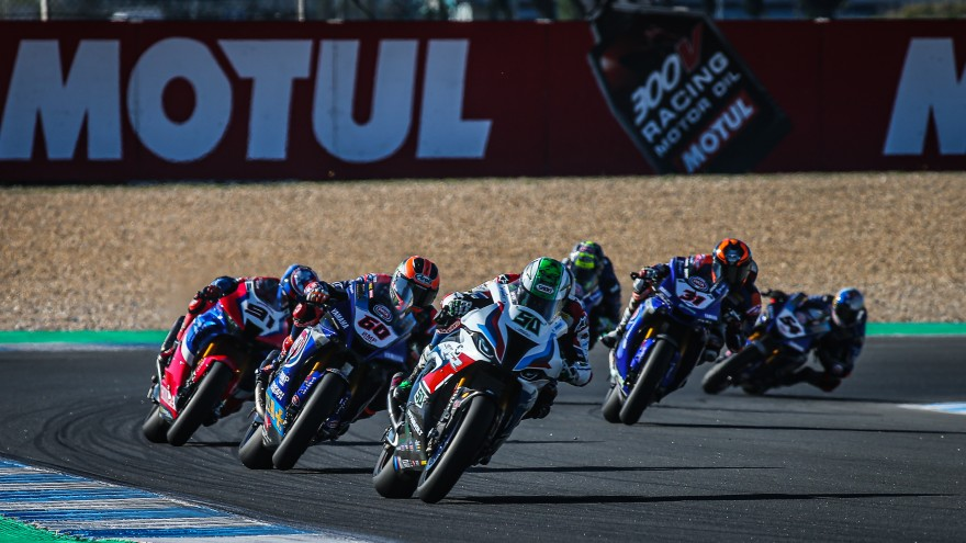 WorldSBK, Estoril FP1