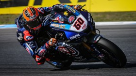 Michael van der Mark, Pata Yamaha WorldSBK Official Team, Estoril FP1