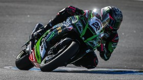 Alex Lowes, Kawasaki Racing Team WorldSBK, Estoril FP1