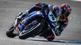 Loris Baz, Ten Kate Racing - Yamaha, Estoril FP2