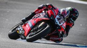 Scott Redding, Aruba.it Racing - Ducati, Estoril FP1