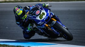 Federico Caricasulo, GRT Yamaha WorldSBK Junior Team, Estoril FP1