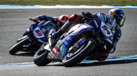Toprak Razgatlioglu, Pata Yamaha WorldSBK Official Team, Estoril FP1