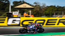 Loris Baz, Ten Kate Racing Yamaha, Estoril FP1
