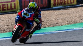 Alvaro Bautista, Team HRC, Estoril FP2