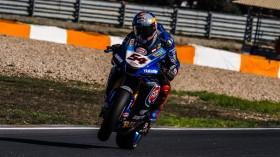 Toprak Razgatlioglu, Pata Yamaha Official WorldSBK Team, Estoril FP2