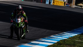 Alex Lowes, Kawasaki Racing Team WorldSBK, Estoril FP2