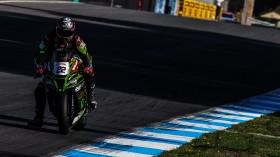 Alex Lowes, Kawasaki Racing Team WorldSBK, Estoril FP2