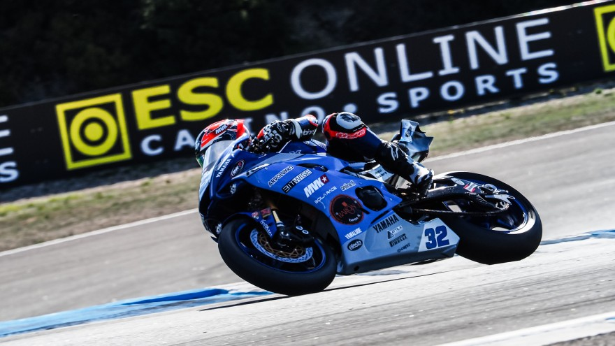 Isaac Vinales, Kallio Racing, Estoril FP1