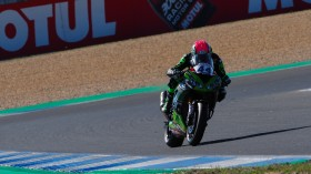 Lucas Mahias, Kawasaki Puccetti Racing, Estoril FP2