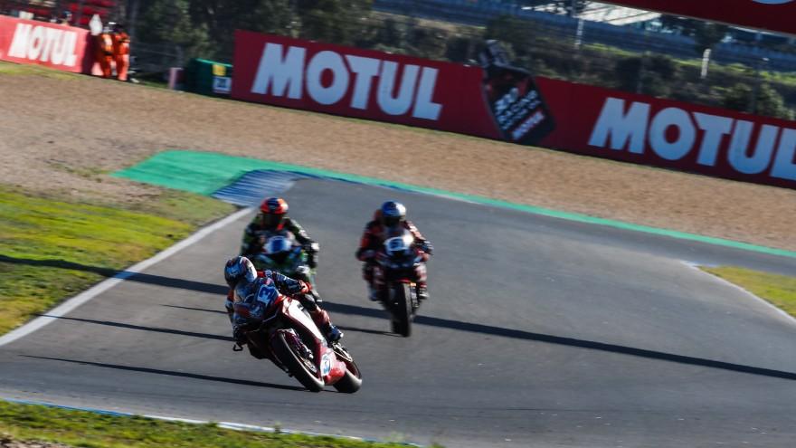 Raffaele De Rosa, MV AGUSTA Reparto Corse, Estoril FP1