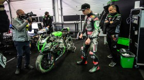 Jonathan Rea, Kawasaki Racing Team WorldSBK, Estoril Tissot Superpole