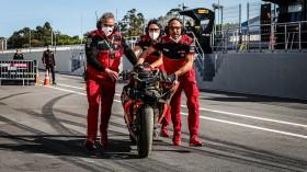 Aruba.it Racing - Ducati, Estoril Tissot Superpole