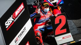 Leon Haslam, Team HRC, Estoril Tissot Superpole