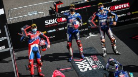 WorldSBK Estoril Tissot Superpole