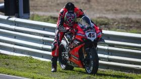Scott Redding, Aruba.it Racing - Ducati, Estoril RACE 1