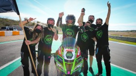 Jonathan Rea, Kawasaki Racing Team WorldSBK, Estoril RACE 1