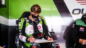 Loris Cresson, OUTDO Kawasaki TPR, Estoril Tissot Superpole