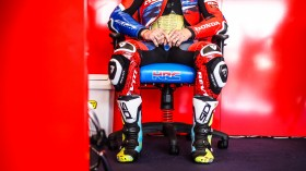 Alvaro Bautista, Team HRC, Estoril Tissot Superpole