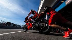 Chaz Davies, Aruba.it Racing - Ducati, Estoril Tissot Superpole