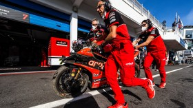 Scott Redding, Aruba.it Racing - Ducati, Estoril Tissot Superpole